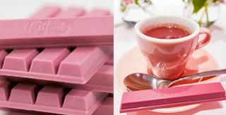 Η νέα KitKat είναι φυσική ροζ και έρχεται στην Ελλάδα