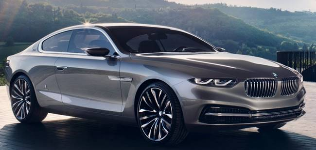 2019 BMW 8-Series Redesign