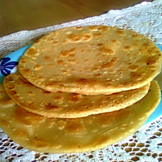 Roti Mariam Recipe @ treatntrick.blogspot.com