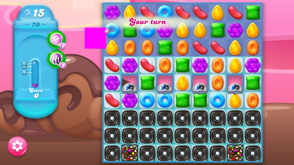 Candy Crush Jelly Saga 70
