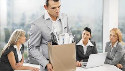 5 Sikap Yang Membuat Anda Didepak Dari Kantor