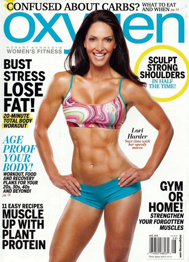 Lori Harder-fitness models-fitness models female