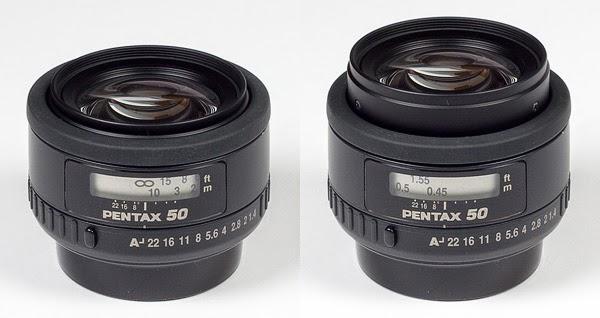 Pentax SMC-FA 50 мм f 1.4 фото