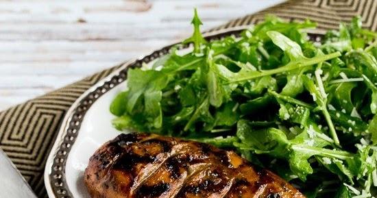 Kalyn's Kitchen®: Grilled Chicken with Balsamic Vinegar