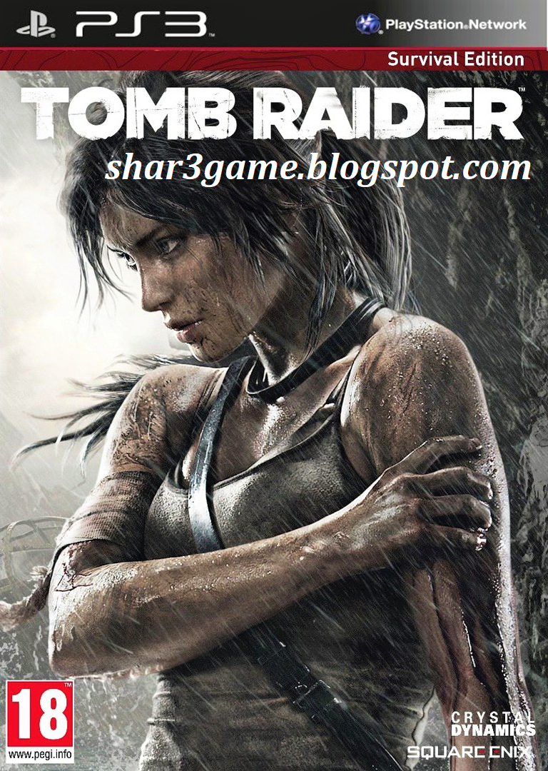 SHAR3GAME - Free Download Game + DLC PKG PS3