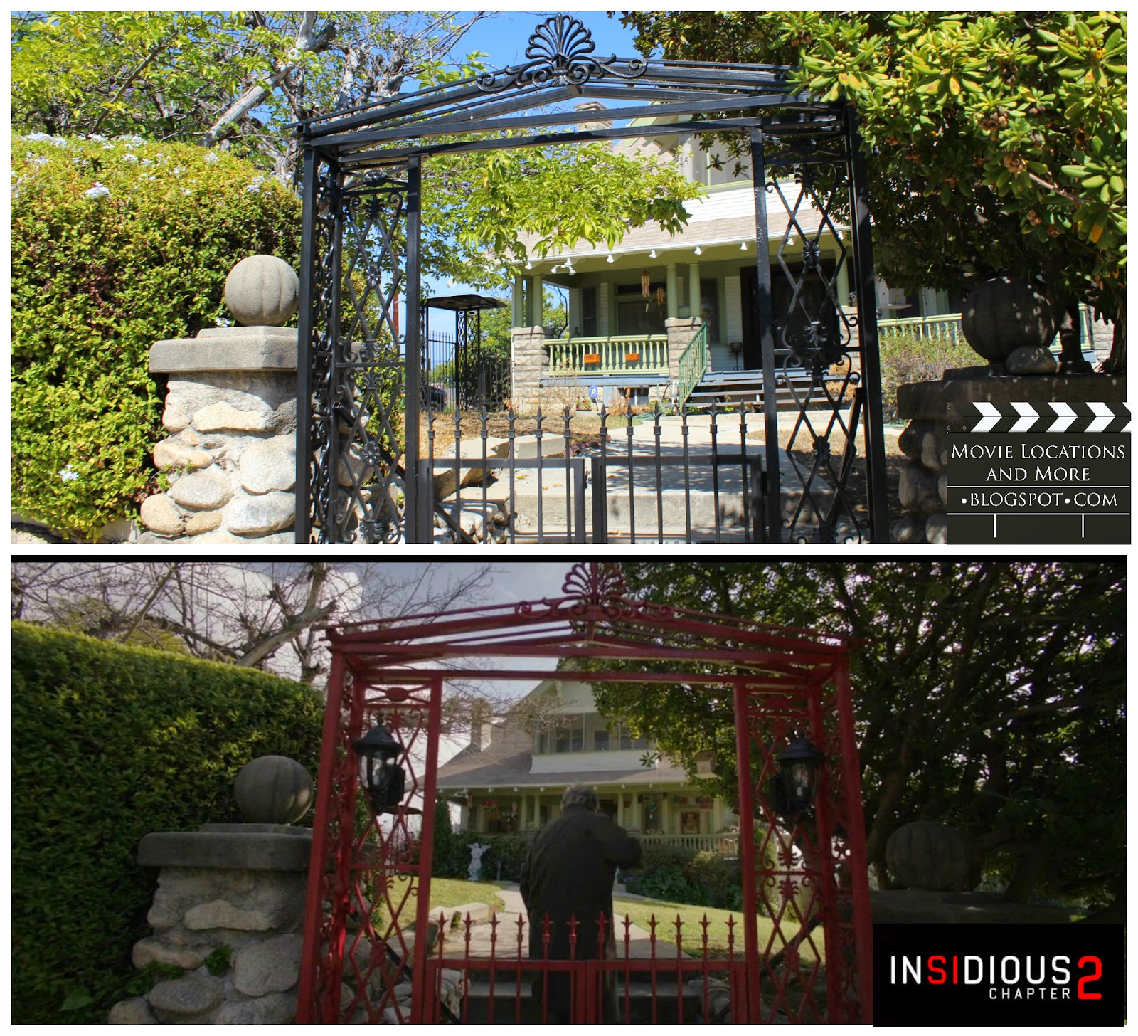 Fabulous Set Jetter Movie Locations And More Insidious Chapter 2 Home Interior And Landscaping Mentranervesignezvosmurscom