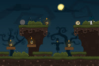 Here is a #Halloween #StrategyGame by #Gamehub called Haunted Halloween!