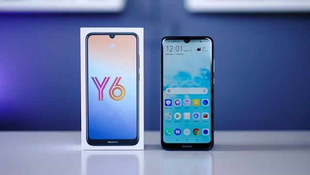 سعر ومواصفات 2019 Huawei Y6 Pro , موبايل هواوي Y6 برو