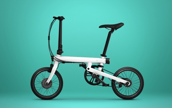 Xiaomi announces electric folding bike Mi QiCYCLE