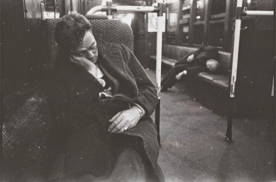 new york subway 1946 photography stanley kubrick-3