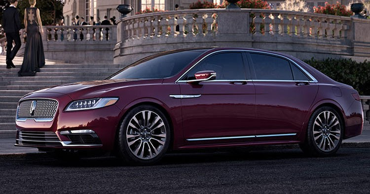 2017 lincoln continental reportedly priced from 46 000. Black Bedroom Furniture Sets. Home Design Ideas