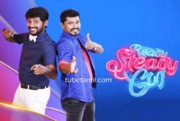 Ready Steady Po 19-05-2019 Vijay TV
