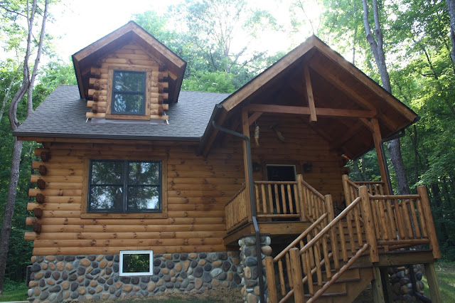 Trail Ridge Cabin in Hocking Hills, Ohio