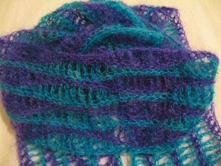 Lupey Loops Method To The Mohair