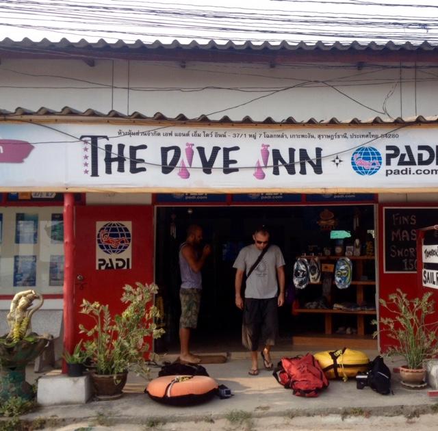 Koh Phangan diving
