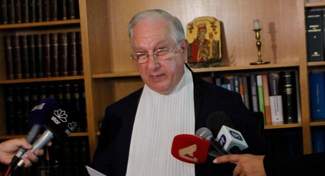 Παραιτήθηκε ο πρόεδρος του ΣτΕ, Νίκος Σακελλαρίου (Video)