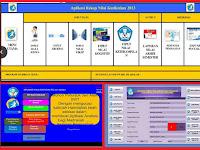 Aplikasi Penilaian untuk Administrasi Sekolah Dasar Format Excel Gratis dan Lengkap
