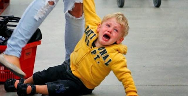 Kenali Tantrum Pada Anak Yang Terjadi Secara Tiba-tiba, Ini Bukan Hanya Untuk Mencari Perhatian Orang Tua