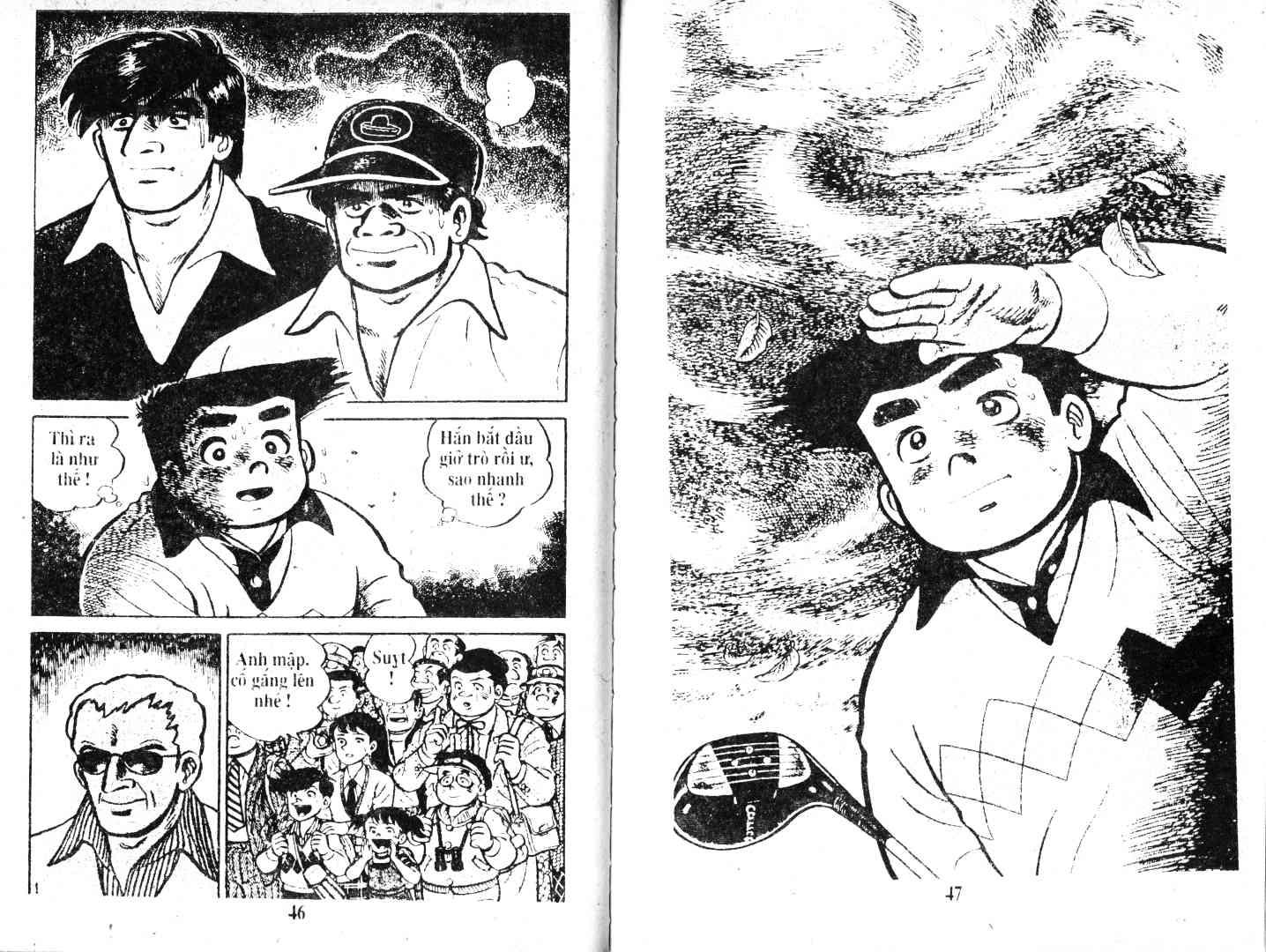 Ashita Tenki ni Naare chapter 46 trang 23