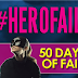 #50DaysOfFail