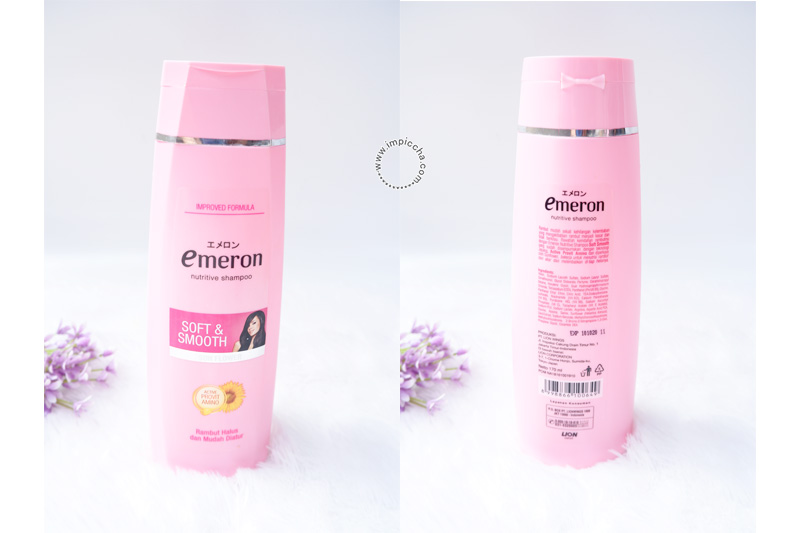 Emeron Complete Haircare Soft & Smooth Shampoo
