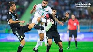 تونس يحقق الفوز على المنتخب العراقي في المباراة الودية
