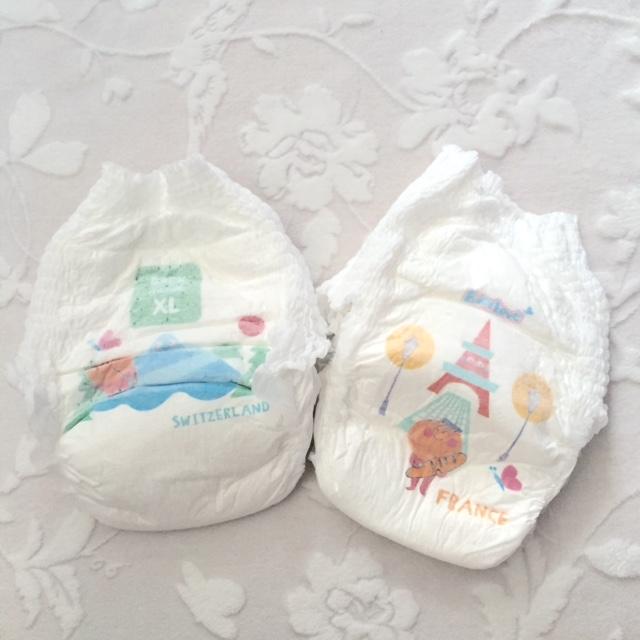 Topaz Horizon Review Babylove Premium Gold Pants Diapers