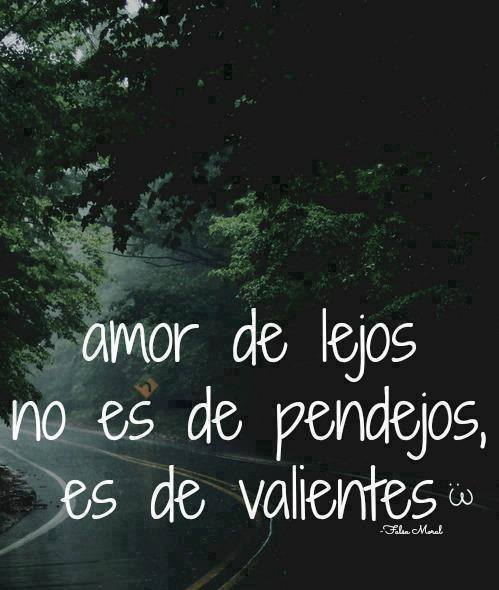 Todo En Frases: Frases De Amor Amor De Lejos