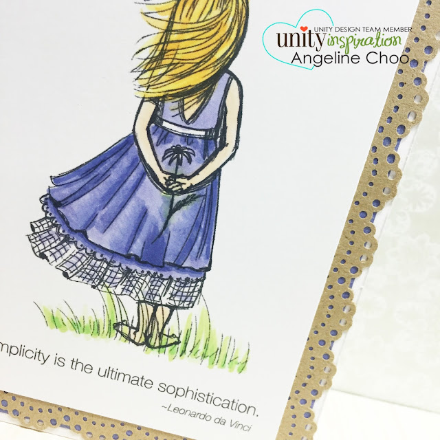 ScrappyScrappy: Unity BIG Blog Hop + New Videos #scrappyscrappy #stamp #stamping #card #unitystampco #copic #coloring #phyllisharris