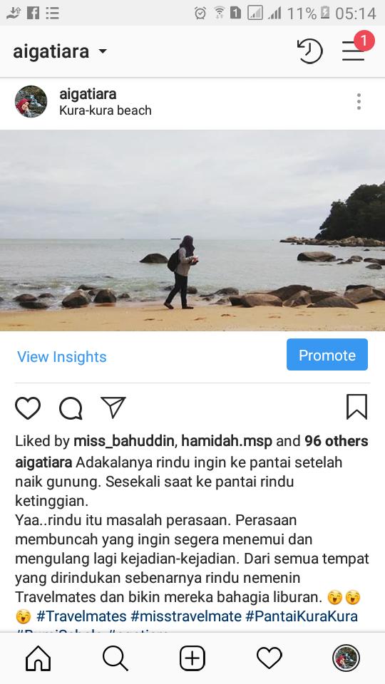 Kata Miss Travelmate Dalam Kenangan Perjalanan