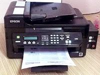 Epson L550 Printer Adjustment Program