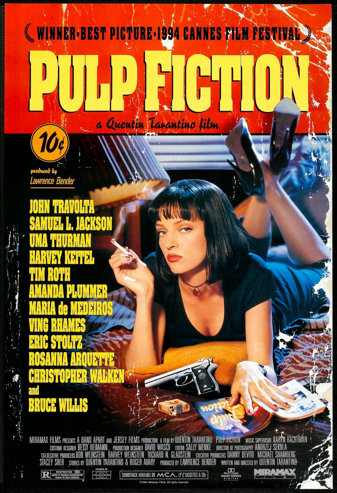 Portada Pulp Fiction
