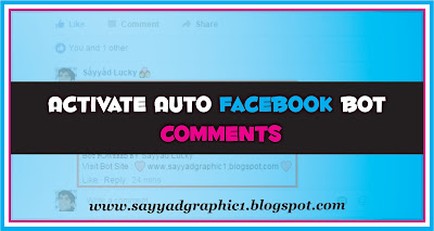 How To Active Bot Comments on Facebook - Working Bot Site