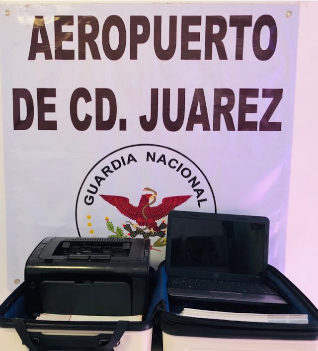 GUARDIA NACIONAL DETIENE A DOS CIUDADANOS CUBANOS VINCULADOS CON FRAUDE Y FALSIFICACIÓN