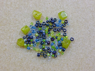 Choosing Colors for a Project: Bead Soup