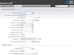 Ubiquiti NanoStation M2 / LOCO Sebagai WiFi Access Point