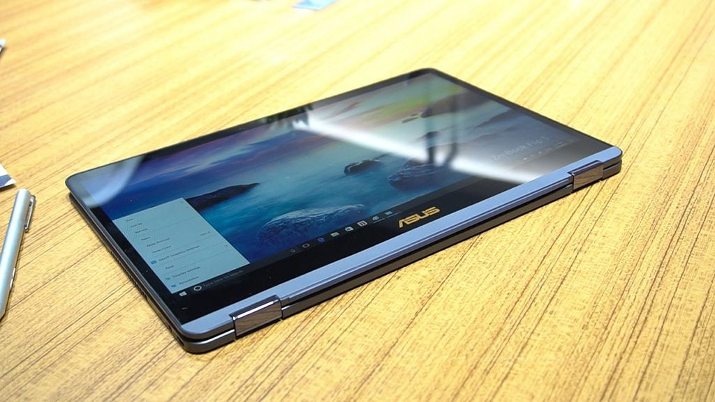 Asus ZenBook Flip S: A Perfect Choice for Multi-Tasking