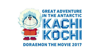 Film Doraemon Terbaru 2017 Nobita's Great Adventure in the Antarctic Kachi Kochi Full Movie