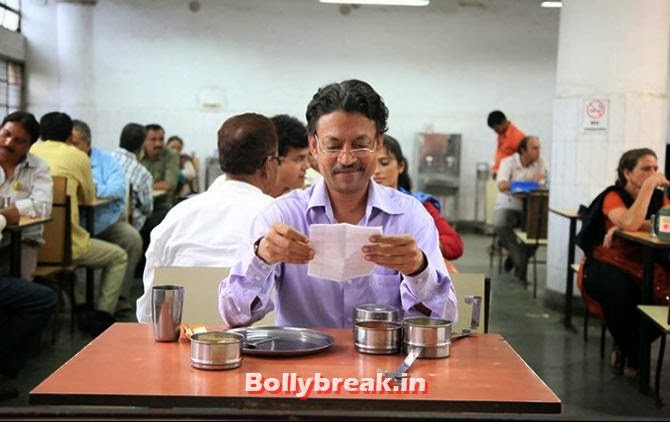 Irrfan Khan in The Lunchbox, The Top 10 Bollywood performances of 2013