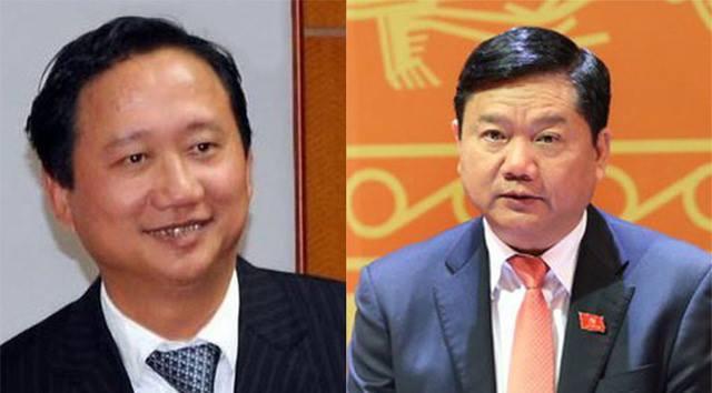 Cử tri tỉnh Bà Rịa- Vũng Tàu đề nghị làm rõ ai đứng đằng sau ông Đinh La Thăng, Trịnh Xuân Thanh trong việc để xảy ra hành vi tham nhũng