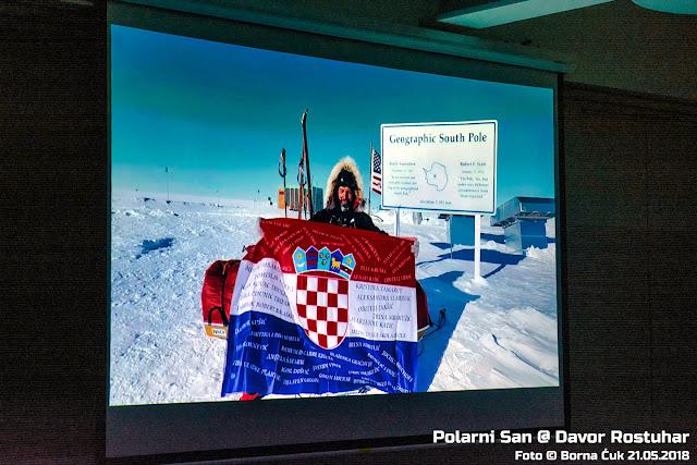 """Multimedijalno predavanje Davora Rostuhara """"Polarni san"""" Opatija 21.05.2018"""