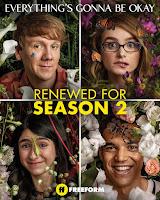 Segunda temporada de Everything's Gonna Be Okay