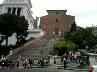 Santa Maria in Aracoeli e Piazza del Campidoglio - Visita guidata Roma