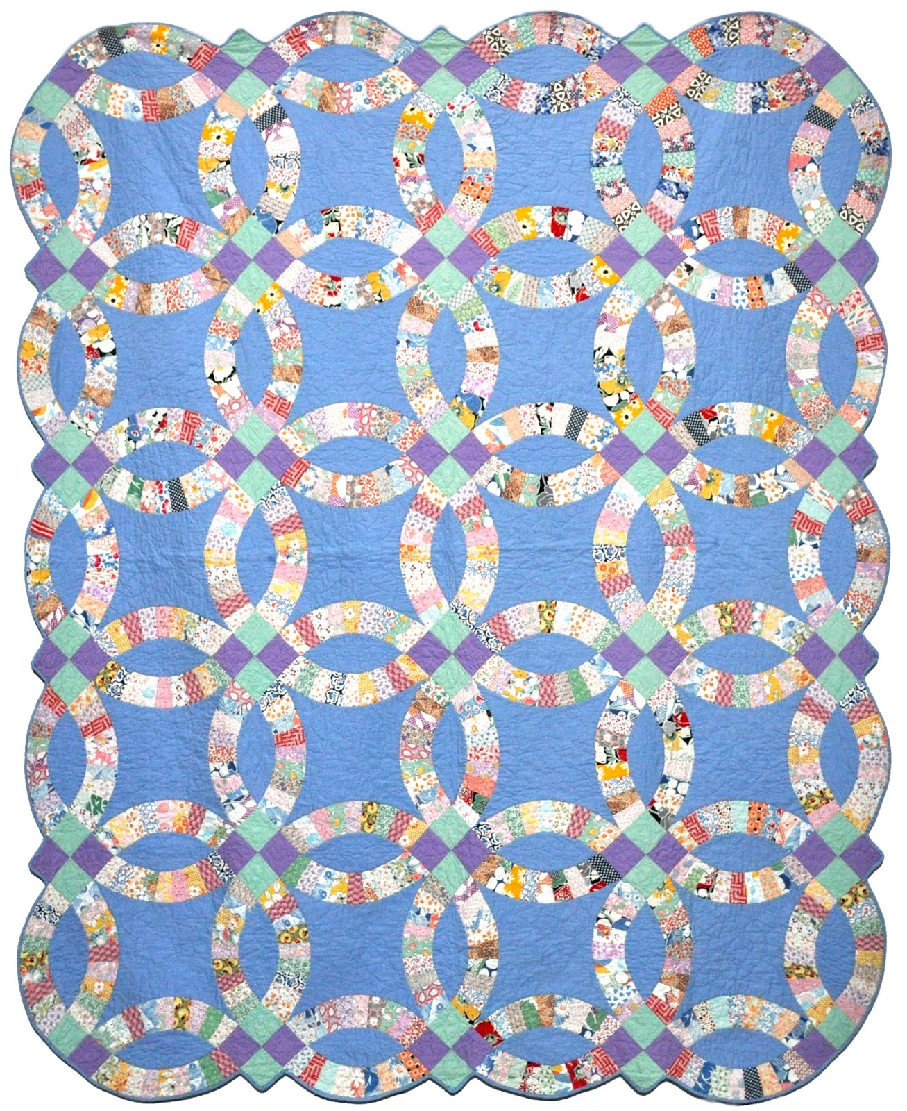 Wonkyworld 20th Century Quilts Lecture