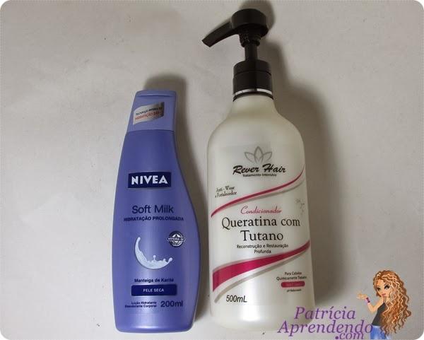 Nívea e Rever Hair