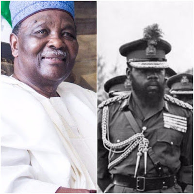 Why I Stopped Foreign Relief To #Biafra During The Civil War - GOWON (VIDEO)