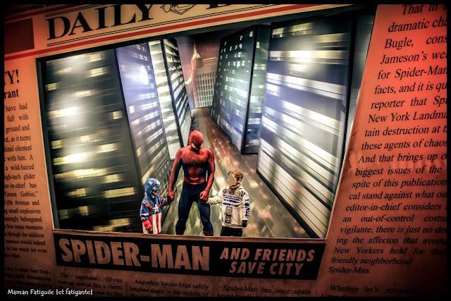 disneyland paris spiderman