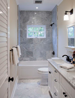 HOME BATHROOM RENOVATION IDEAS