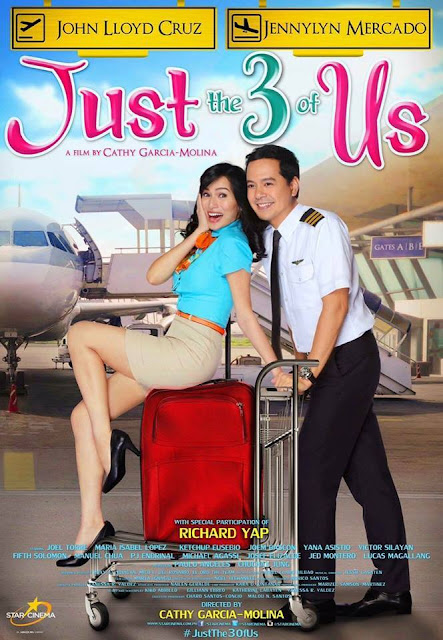 just the 3 of us movie review