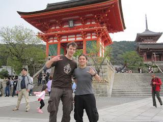 Kioto!